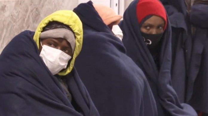 Alman kanalı ZDF, Yunanistan ın mültecilere yaptığı zulmü görüntüledi #2