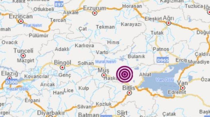 Deprem mi oldu? Son dakika 7 Nisan nerede deprem oldu, kaç şiddetinde? Son depremler listesi... #1