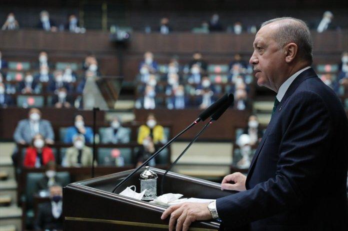 Cumhurbaşkanı Erdoğan ın AK Parti grup toplantısındaki açıklamaları #4