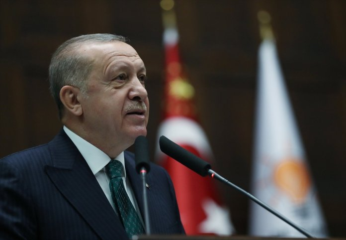Cumhurbaşkanı Erdoğan ın AK Parti grup toplantısındaki açıklamaları #2