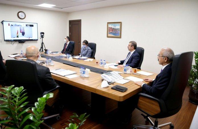 Hazine ve Maliye Bakanı Elvan, G-20 Bakanlar Toplantısı na katıldı #2
