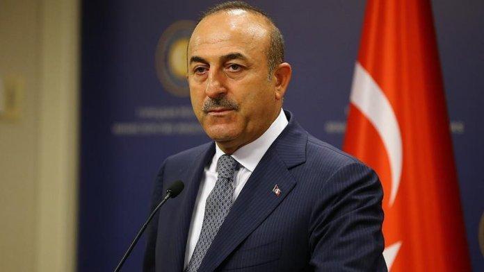 Mevlüt Çavuşoğlu AB ziyaretindeki protokol tartışmalarını değerlendirdi #1