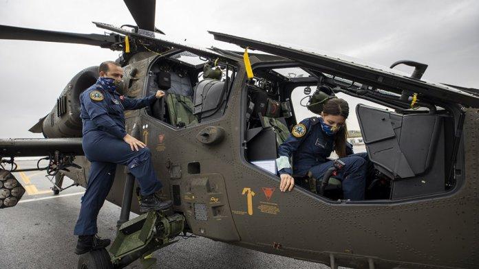Atak helikopteri, Türk Polis Teşkilatı envanterine eklendi #2