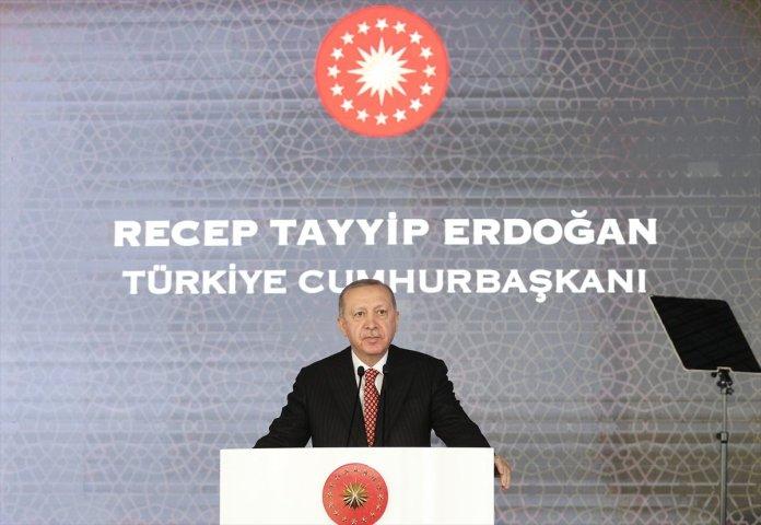 Cumhurbaşkanı Erdoğan: Ülkemizde bir dönem ecdat mirasına çok hoyrat davranılmış #5