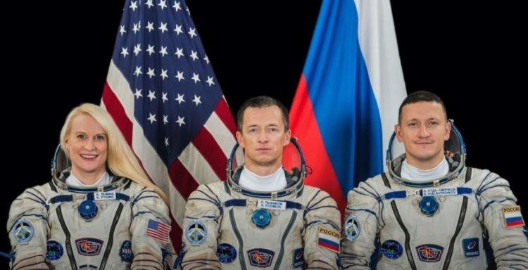 soyuz astronotlar