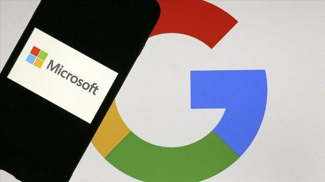 Google and Microsoft boost first-quarter revenue #1