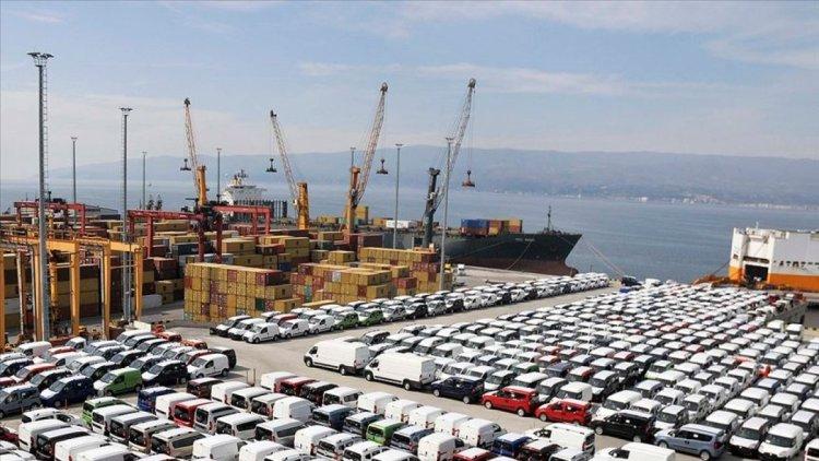 Türkiye den yılın ilk yarısında 4,9 milyar dolarlık otomobil ihracatı #1