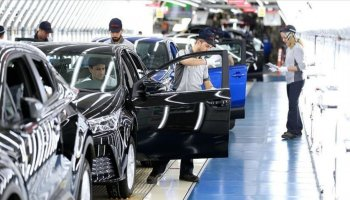Bursa dan 4 ayda 90 bin otomobil ihracatı #1
