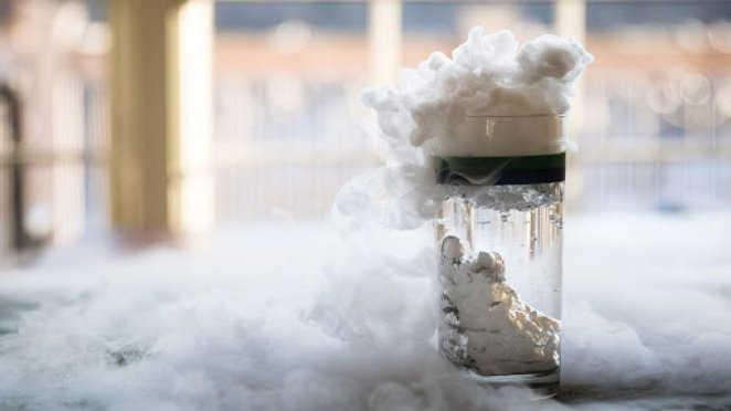 What is dry ice #2