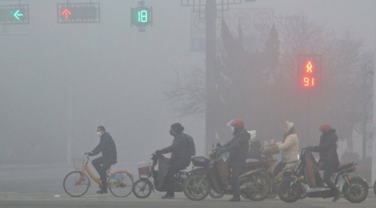 Karantina uygulamalarının hava kirliliğine etkisi #1