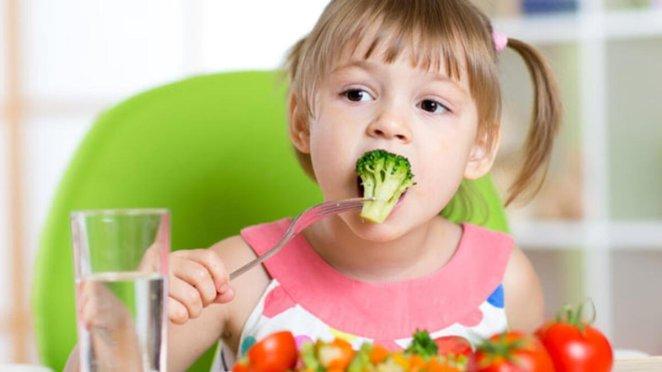 Harvard plate model #3 for healthy eating in children