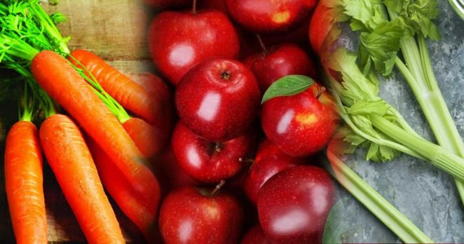 Natural juice #3 to lower high blood pressure and cholesterol