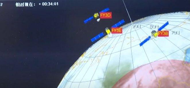 China launches new weather satellite #3