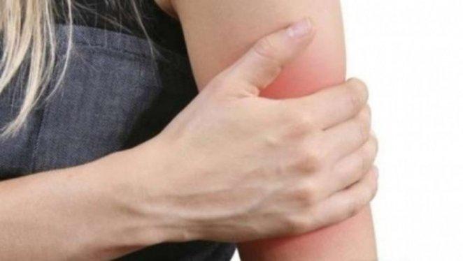 Cause of arm pain after coronavirus vaccine #1