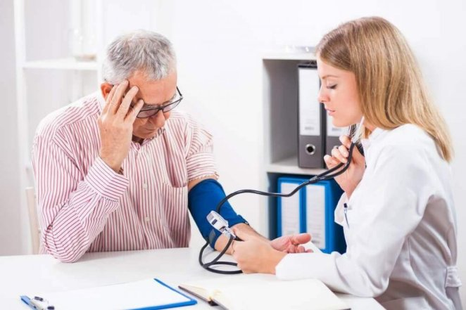 What is blood pressure #1