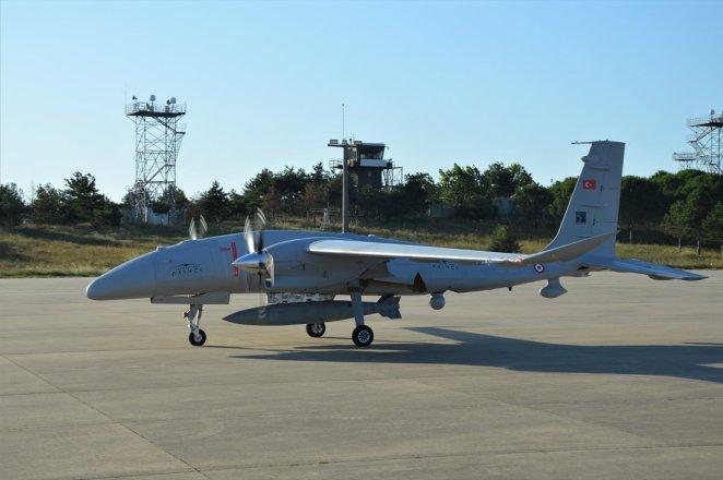 Bayraktar AKINCI TİHA flew with 1360 kilos useful load #5