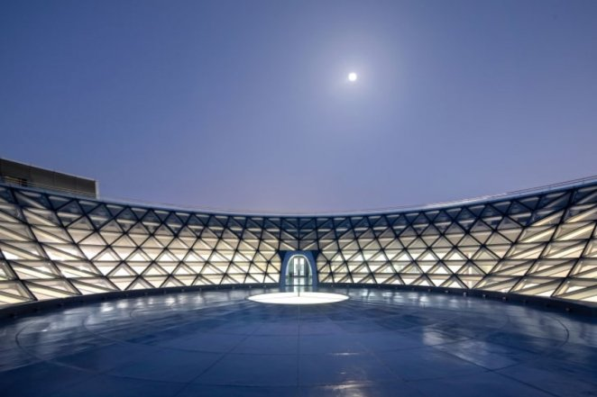 The world's largest astronomy museum opens in Shanghai #4