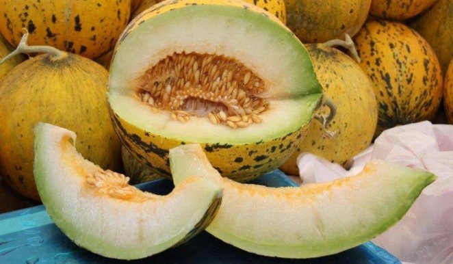 What are the benefits of melon peel?  Metabolism, edema, fat burning... #2
