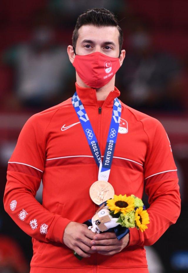 Tokyo 2020 den madalyayla dönen sporcularımız #11
