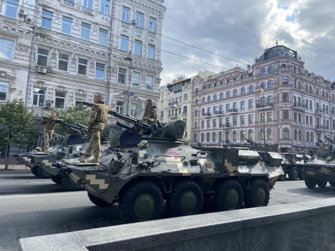 Bayraktar TB2 on the streets of Ukraine #6