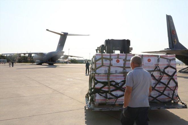 Turkey sends aid to Haiti after earthquake #3