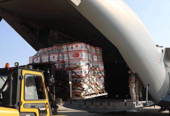 Turkey sends aid to Haiti after earthquake #9