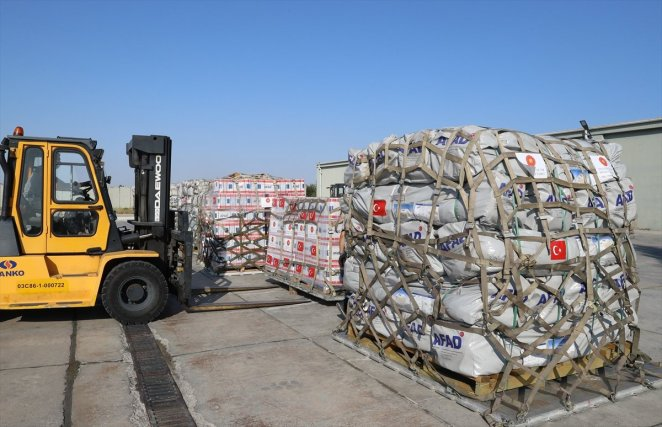 Turkey sent aid to Haiti after the earthquake #2