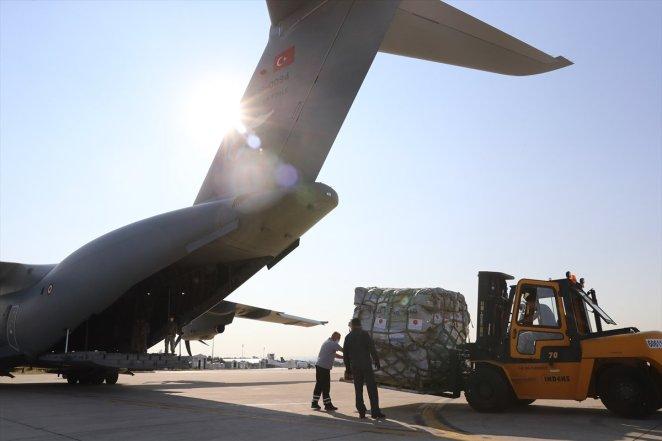 Turkey sends aid to Haiti after earthquake #7