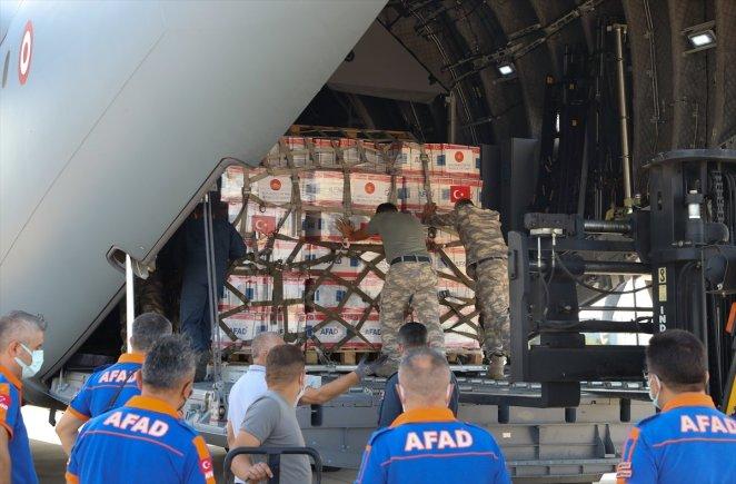 Turkey sends aid to Haiti after earthquake #10