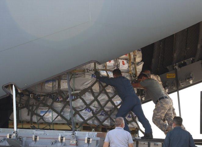 Turkey sends aid to Haiti after earthquake #6