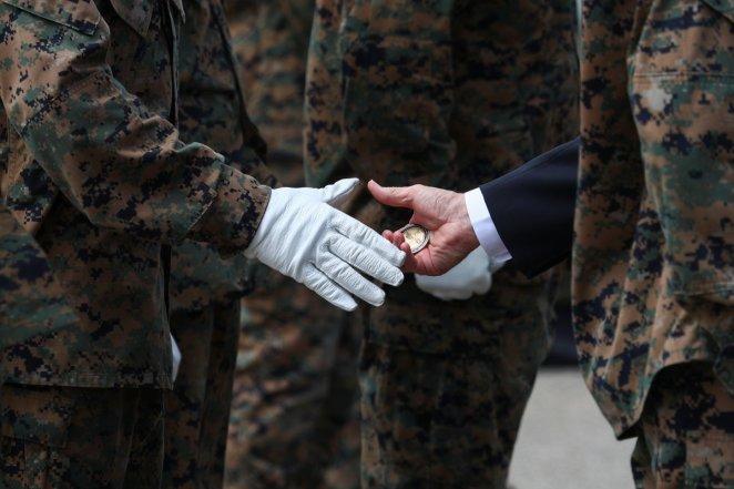 Joe Biden welcomes the funerals of US soldiers who died in Afghanistan #6