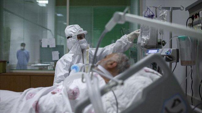 İzmir Tabip Odası Başkanı Çamlı: Şu andaki pandemi, aşısızlar pandemisi #3