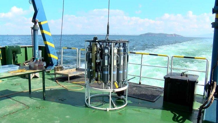 Araştırma gemisi Marmara yı karış karış inceliyor #2