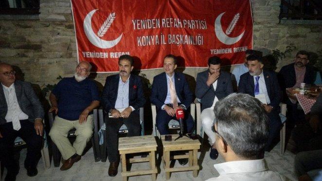 Fatih Erbakan: Aşı olmadım, yaptırmayı da düşünmüyorum #1