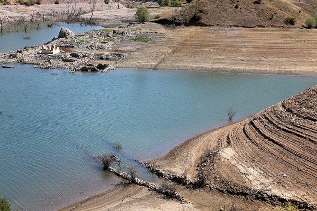 Türkiye nin en uzun nehri Kızılırmak, kuraklık tehdidi altında #3