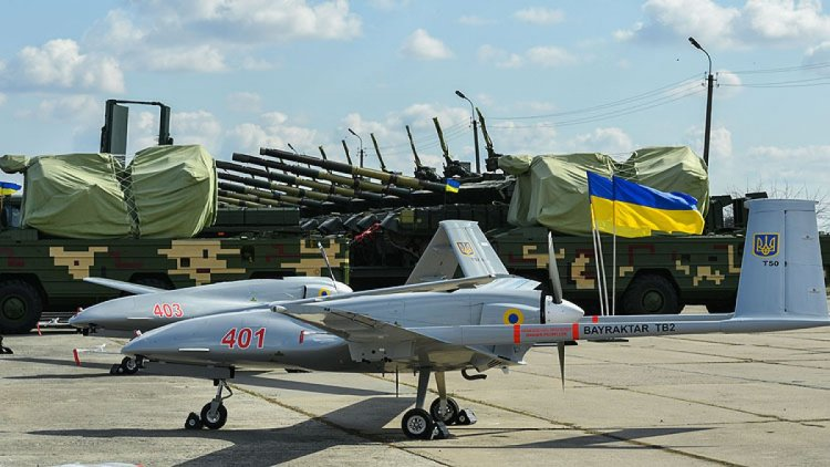 Ukrayna, 4 adet Bayraktar TB2 İHA kompleksi satın alacak #1