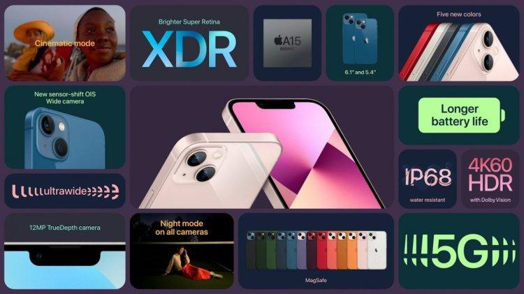 iPhone 13 modelleri tanıtıldı: İşte tüm özellikleri #2