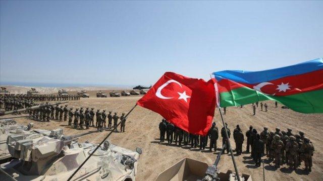Azerbaycan ordusu, bir yıl önce 30 yıllık işgali sonlandırdı #1