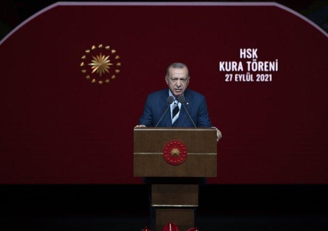 Cumhurbaşkanı Erdoğan, hakim ve savcı kura töreninde konuştu  #3