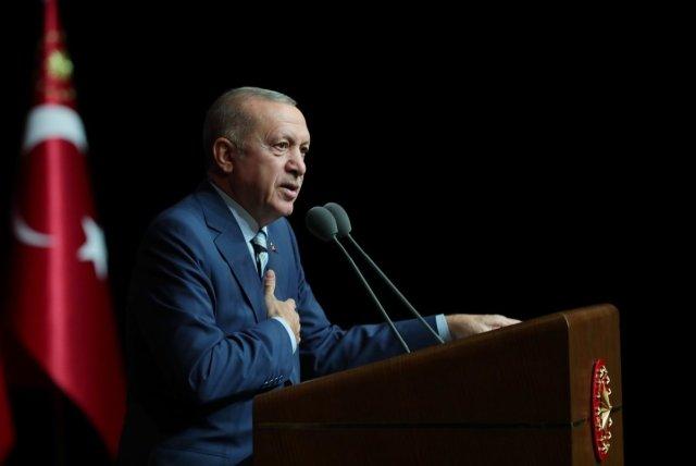 Cumhurbaşkanı Erdoğan, hakim ve savcı kura töreninde konuştu  #6