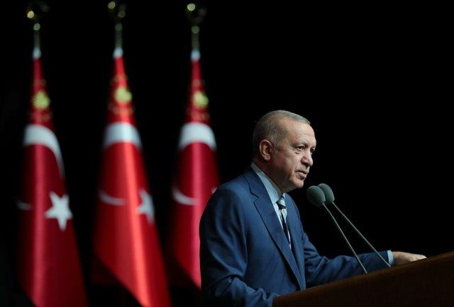 Cumhurbaşkanı Erdoğan, hakim ve savcı kura töreninde konuştu  #5