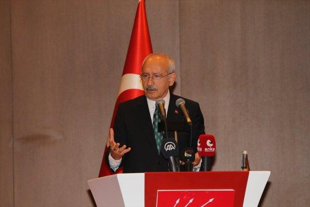 Kemal Kılıçdaroğlu ndan muhtarlara bütçe talebi #3