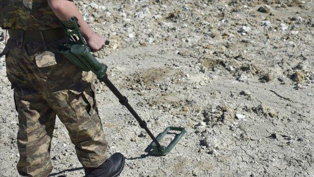 Türkiye deki anti personel mayınları temizlemek için harekete geçildi #3