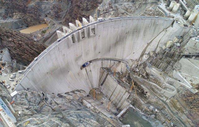 Yusufeli Barajı nda sona doğru #4