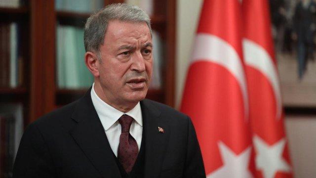 Hulusi Akar: PKK ya karşı Irak ile ortak operasyon olabilir  #1