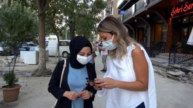 Siirt te sağlık çalışanları vatandaşları aşı olmaya ikna ediyor #1