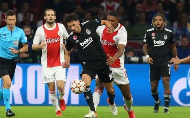 Oğuzhan Özyakup: Ajax ı, İstanbul da yenecek güce sahibiz #3