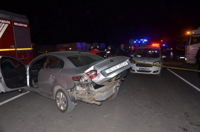 Kahramanmaraş'ta 4 aracın karıştığı kazada 6 kişi yaralandı #2