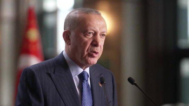 Cumhurbaşkanı Erdoğan dan Küresel Koronavirüs Zirvesi ne video mesaj #2