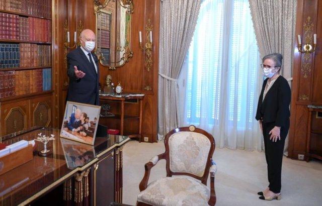 Tunus ta Necla Buden Ramazan, hükümeti kurmakla görevlendirildi #1